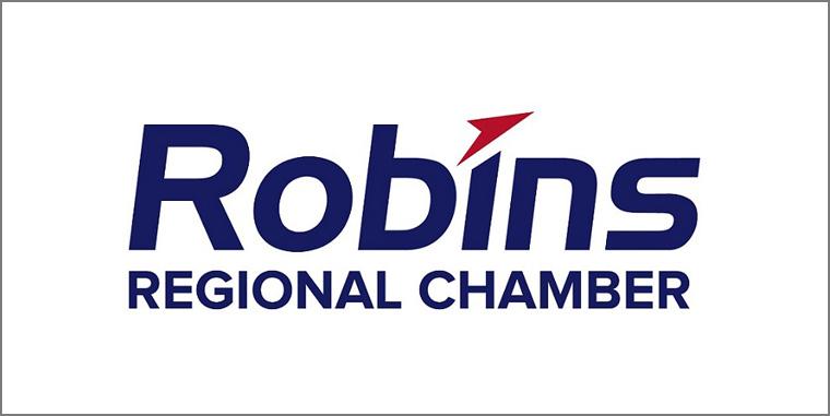 Robins Regional Chamber logo